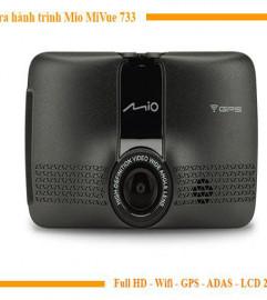 Mio Mivue 733 – camera hành trình cao cấp ghi hình Full HD, GPS, Wifi