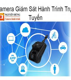 Vietmap ICam VM200 Camera Hành Trình Ghi Hình Trước , Trong Xe Full HD, Giám Sát Từ Xa